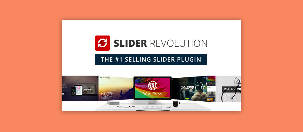 Slider WordPress: Revolution Slider