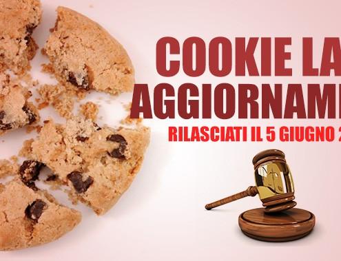 cookie law aggiornamenti 5 giugno