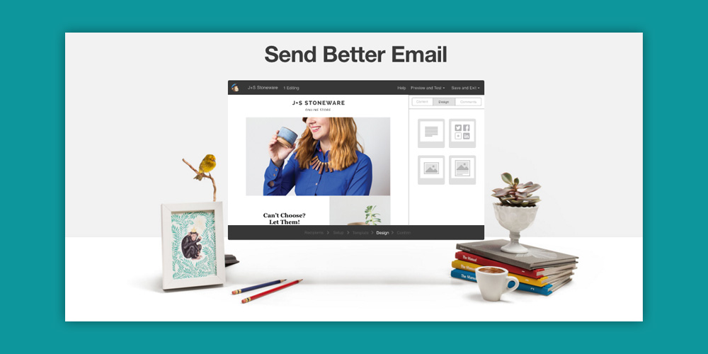 Come creare una lista email: mailchimp