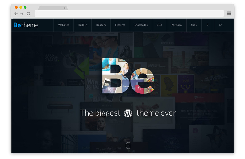 betheme wordpress business