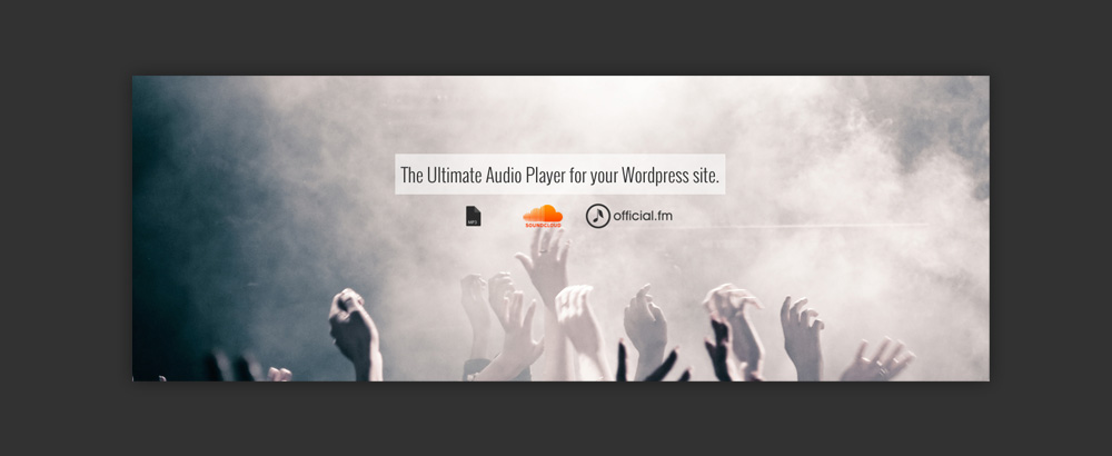 Come aggiungere un Audio Player al tuo blog: Fullwidth Audio Player
