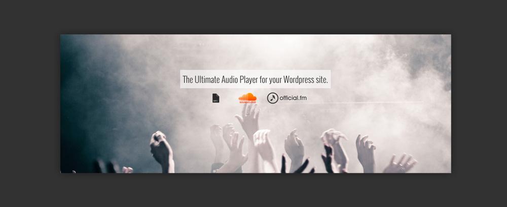 Come aggiungere un Audio Player al tuo blog: Fullwidth Audio Player