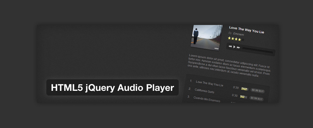 Come aggiungere un Audio Player al tuo blog: