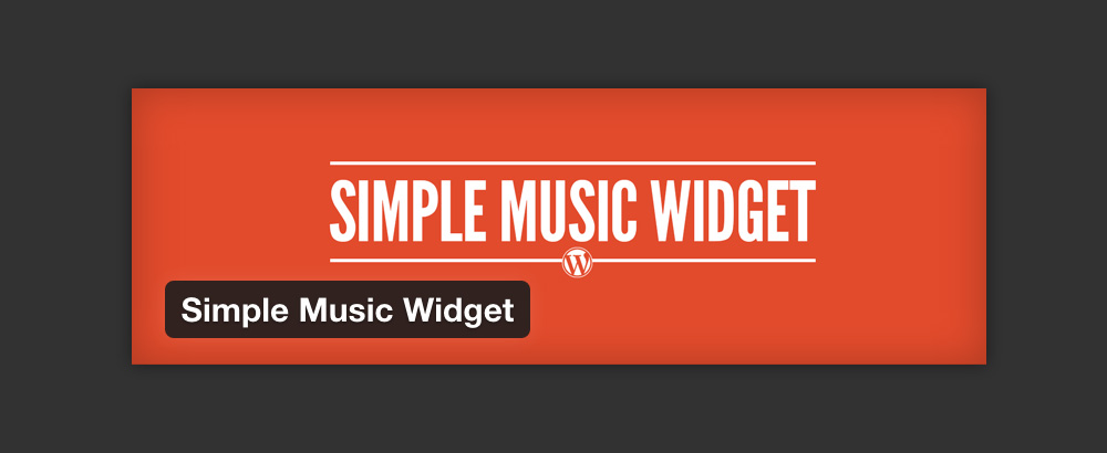 Come aggiungere un Audio Player al tuo blog: Simple Music Widget