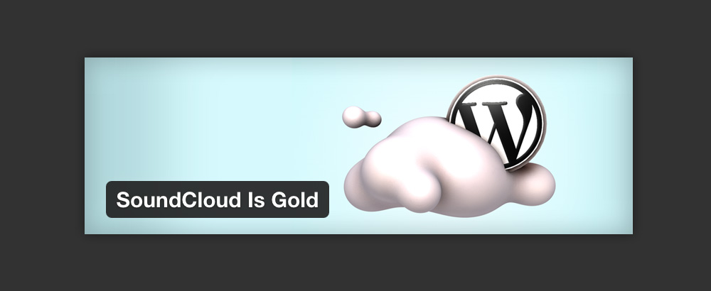 Come aggiungere un Audio Player al tuo blog: SoundCloud is Gold