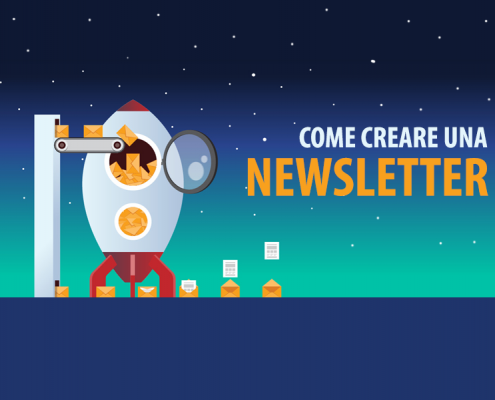 come creare una newsletter