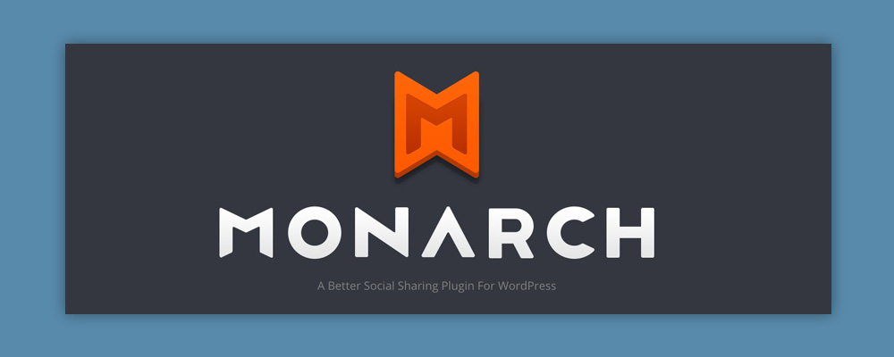 Social plugin wordpress: Monarch