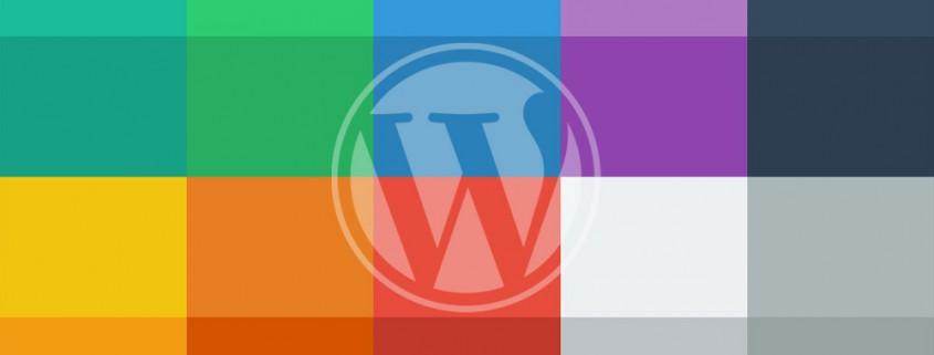 Come cambiare aspetto pannello admin Wordpress