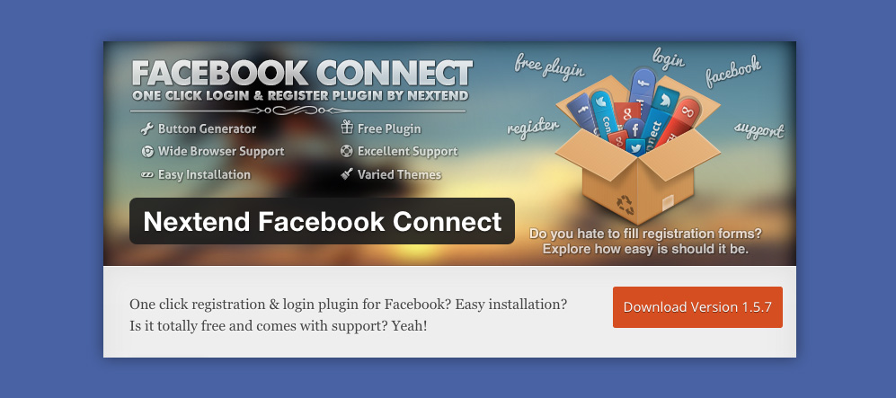 Come aggiungere il login tramite Facebook in WordPress