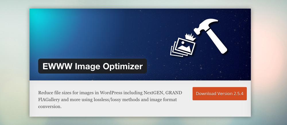Come ottimizzare immagini wordpress: EWWW
