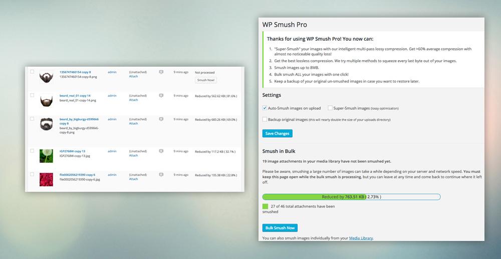 Come ottimizzare immagini wordpress