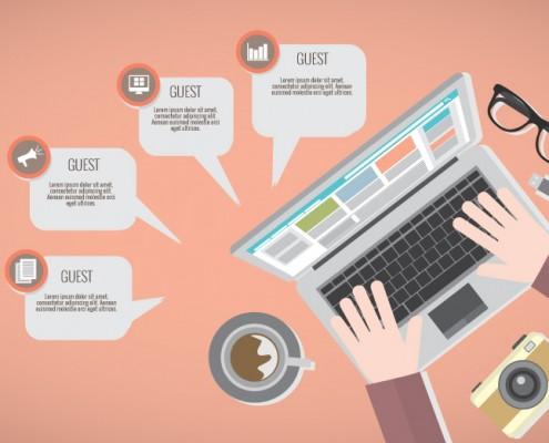 Perchè è importante fare guest blogging