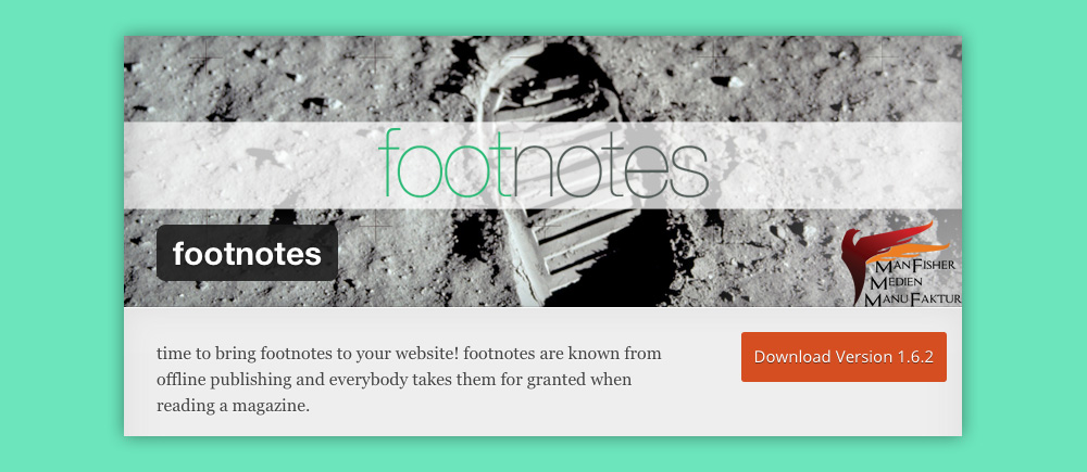 Come inserire Tooltip e Footnote in WordPress: footnotes