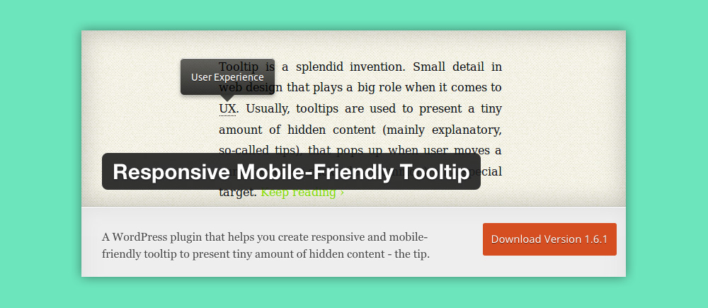 Come inserire Tooltip e Footnote in WordPress: responsive