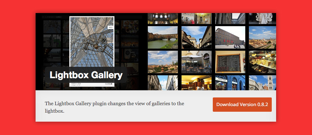 Come inserire Gallery WordPress: Lightbox Gallery