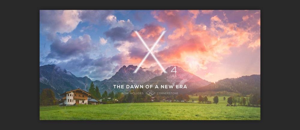X - The Theme