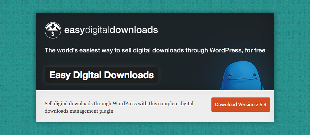 Plugin eCommerce WordPress: Easy Digital Download