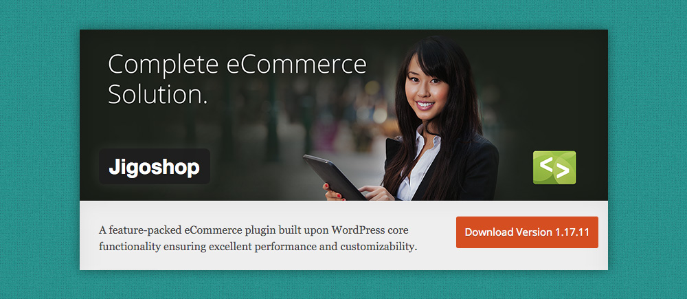 Plugin eCommerce WordPress: jigoshop