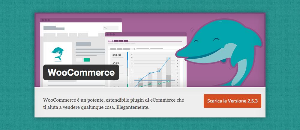 Plugin eCommerce WordPress: Woocommerce