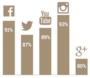 Statistiche crescita instagram