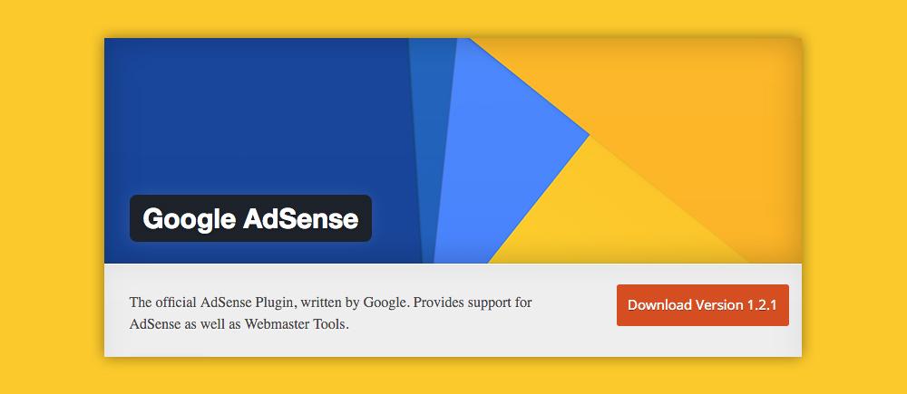 AdSense WordPress plugin: Google AdSense