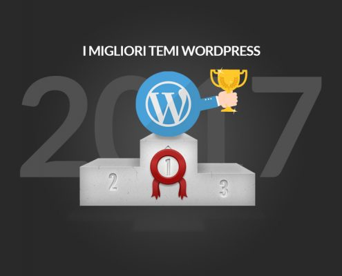 Migliori temi wordpress 2017