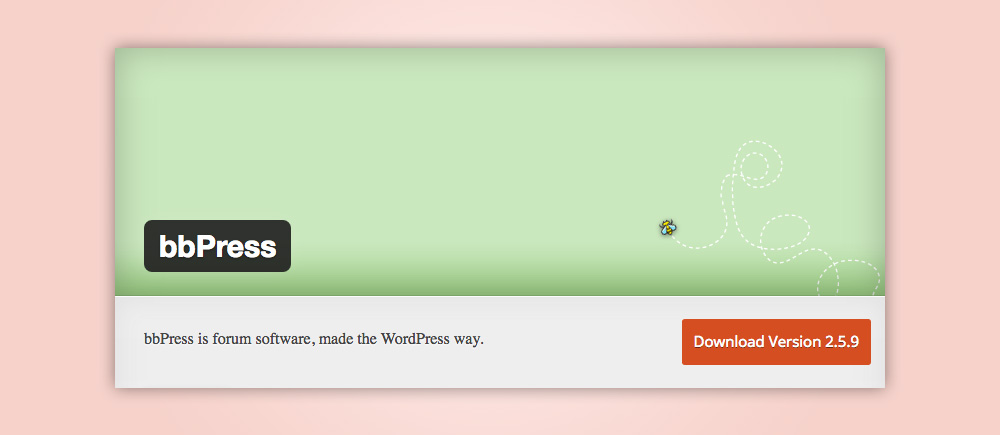 Forum WordPress: bbPress