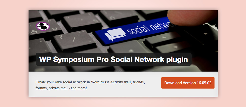 Forum WordPress: WP Symposium