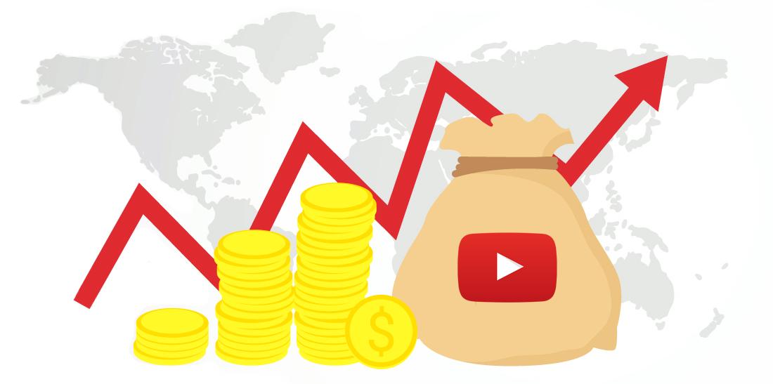 Consigli per guadganare con YouTube