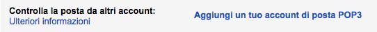 Gmail controlla posta