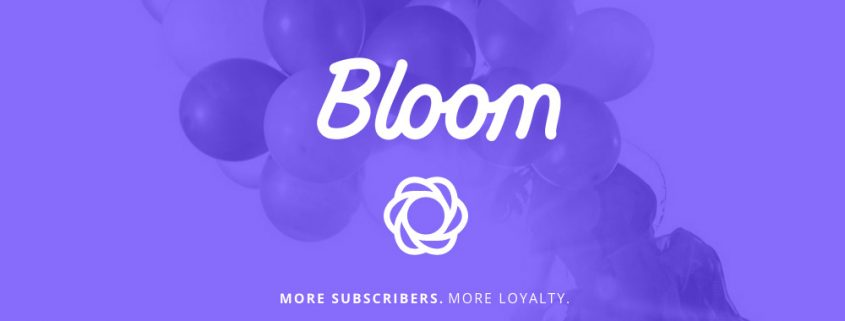 Bloom email opt in Elegant Themes