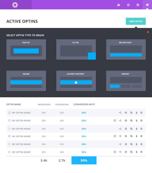 dashboard-creare-opt-in