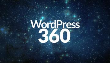 Video Corsi WordPress 360