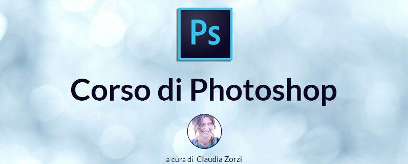 video corso photoshop