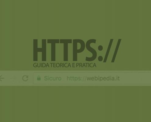 Guida HTTPS teorica pratica
