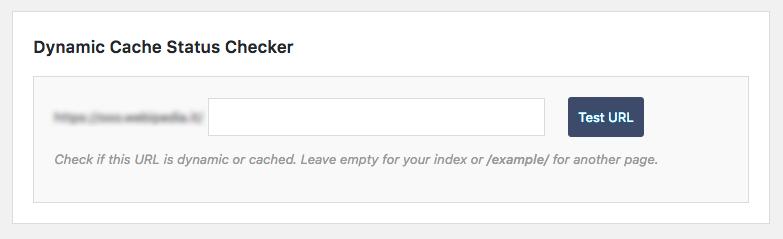 Dynamic Status Checker