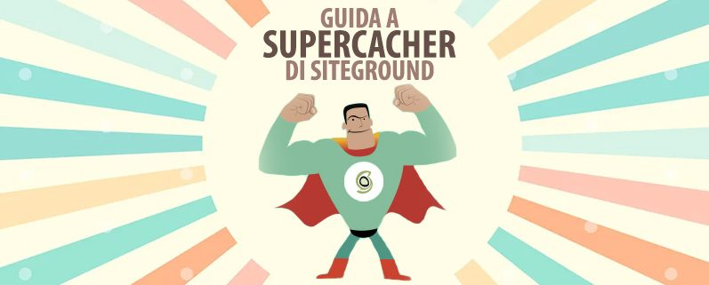 Velocizzare WordPress con SiteCacher di Siteground