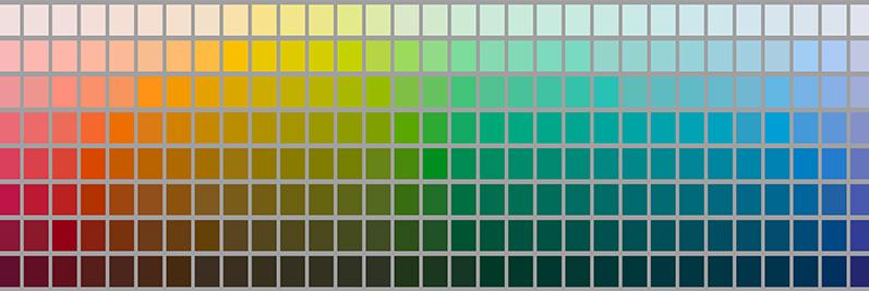 colori sito web