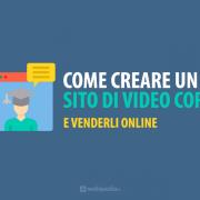 Creare un sito di Video Corsi