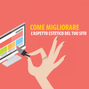 grafica web: migliorare l'aspetto estetico