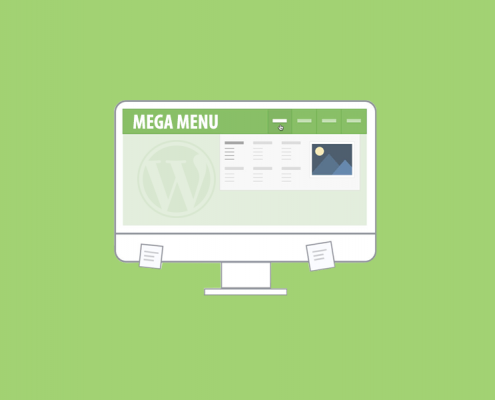 mega menu wordpress