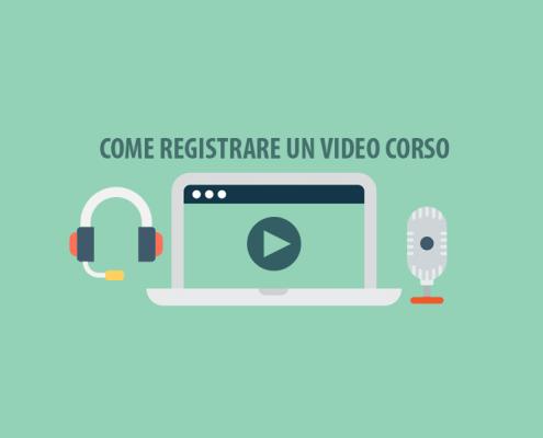 Registrare schermo audio Screencast