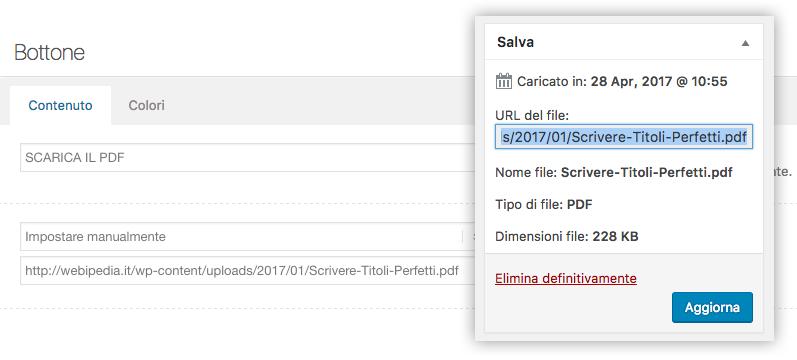 scaricare pdf