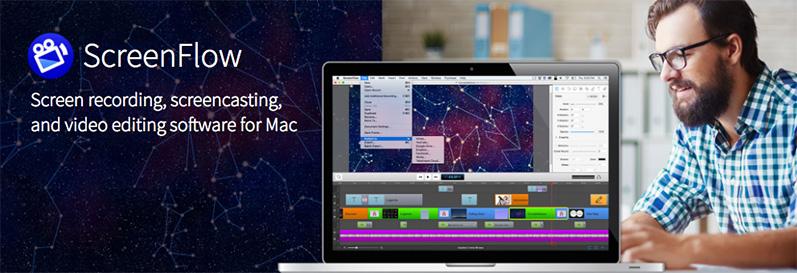 ScreenFlow creare video corsi e screencast