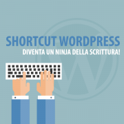 shortcut wordpress