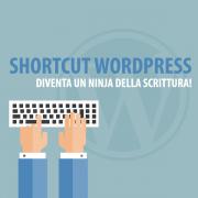 shortcut wordpress