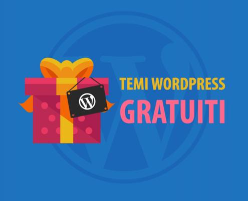 temi wordpress gratuiti