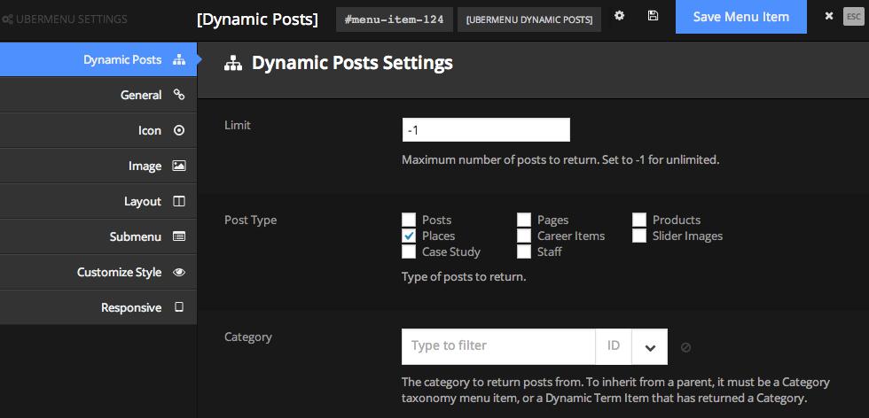 generatore dinamico post