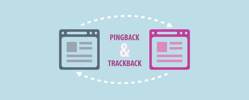 WordPress pingback trackback