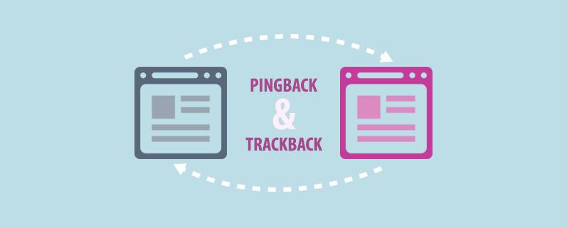 WordPress pingback trackback